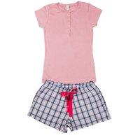 Imagem - Pijama Feminino Hering Q82ap46ghw - 031505