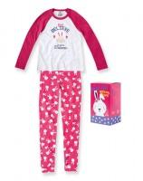 Imagem - Pijama Infantil Hering Kids Brilha No Escuro + Caixa 56qh1a00  - 055084