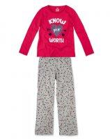 Imagem - Pijama Comprido Infantil Hering Kids 56qqkbn10  - 055039