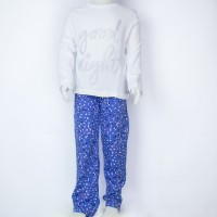 Imagem - Pijama Infantil Feminino Hering Kids 56lj1j10 - 048976