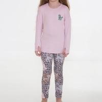 Imagem - Pijama Infantil Feminino Recco 08161  - 040383