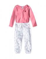 Imagem - Pijama Infantil Hering Kids 56ngkqe07  - 047796