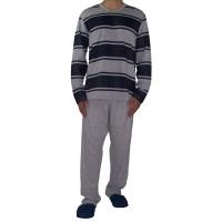 Imagem - Pijama Masculino Recco Malha Comfort 09079  - 048542