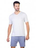 Imagem - Pijama Masculino Recco Modal 08527 - 047770