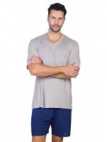 Imagem - Pijama Masculino Recco Modal 08527 - 043854