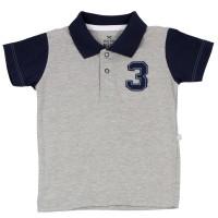 Imagem - Camisa Polo Bebê Menino Com Botões De Pressão 5392m2h10  - 051381