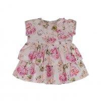 Imagem - Vestido Infantil Hello Kitty Floral Menina 0570.86858  - 060299