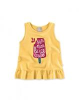 Imagem - Regata Infantil Bebê Menina Hering Kids 51khn0a10 - 053238