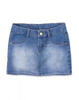 Imagem - Saia Jeans Infantil Hering Kids C6u9jelus  - 055665