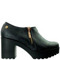 Imagem - Ankle Boot Feminina Moleca Napa  - 057413