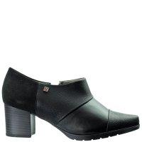 Imagem - Ankle Boot Feminina Piccadilly Joanete Napa Verniz  - 057476