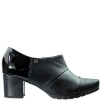 Imagem - Ankle Boot Feminina Piccadilly Joanete Napa Verniz  - 057475