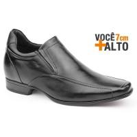 Imagem - Sapato Social Rafarillo Alth Você 7cm + Alto 211425  - 052995