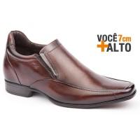 Imagem - Sapato Social Rafarillo Alth Você 7cm + Alto 211425  - 052994