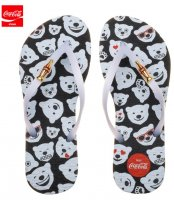 Imagem - Chinelo Feminino Coca-Cola Polar Bear  - 058335