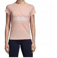 354f819aa Imagem - Camiseta Feminina Adidas Essentials Linear B45786 - 058244