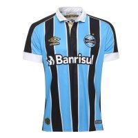 d2fc2cb117 Imagem - Camisa Oficial Grêmio Masculina Umbro I 2019 837286 - 059093