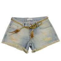 Imagem - Shorts Jeans Feminino Acostamento 67217095  - 044322