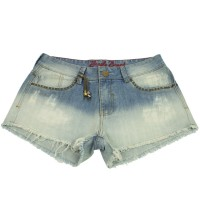 Imagem - Shorts Jeans Feminino Beagle 028927 - 033594