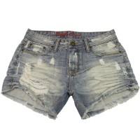 Imagem - Shorts Jeans Feminino Beagle 033865  - 043926