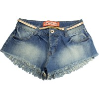 Imagem - Shorts Jeans Juvenil Colcci Indigo 006.01.01323  - 031475