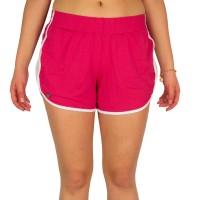 Imagem - Shorts Feminino Rosa Tatuada Fitness 4520  - 050966
