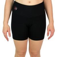 Imagem - Shorts Feminino Rosa Tatuada Fitness 454304  - 050981