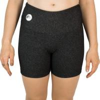 Imagem - Shorts Feminino Rosa Tatuada Fitness 454304  - 050982