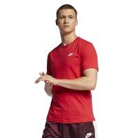 Imagem - Camiseta Masculina Nike Sportswear Club Ar4997-657 - 061947