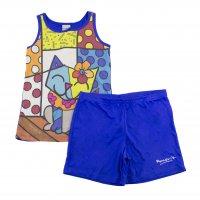 Imagem - Pijama Infantil Recco Microfibra Menina 08624  - 043864