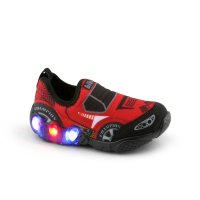 Imagem - Tênis de LED Infantil Bibi Space Wave Carros 545151 - 055666