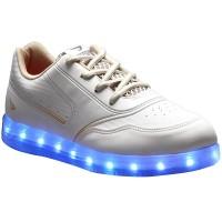Imagem - Tênis de LED Infantil Menina Ortopé 22110001 - 053116
