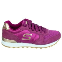 Imagem - Tênis Feminino Skechers Gold Girl Retro Fit 111 - 051631