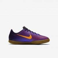 Imagem - Chuteira Infantil Futsal Nike JR Mercurial Vortex II 831953-585  - 052296