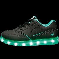 Imagem - Tênis de LED Infantil Masculino Ortopé  - 053226