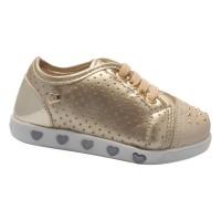 Imagem - Tênis Infantil Pampili Sneaker Com Luzinha 165.004  - 052370