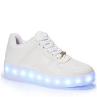 Imagem - Tênis de LED Feminino Vizzano Metalizado 1239.205  - 051874
