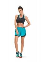 Imagem - Top Feminino Rosa Tatuada Fitness Cruzado 4500  - 050961