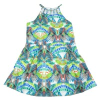 Imagem - Vestido Infantil Feminino Acostamento 68812020 - 045566
