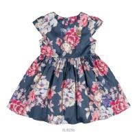 Imagem - Vestido Infantil Feminino Hello Kitty Floral 0501.87189  - 051539