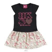 Imagem - Vestido Infantil Menina Hello Kitty 0501.87285  - 051543