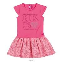 Imagem - Vestido Infantil Menina Hello Kitty 0501.87285  - 051544
