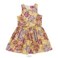 Imagem - Vestido Infantil Feminino Hello Kitty Floral 0501.87336  - 051549