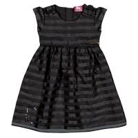 Imagem - Vestido Infantil Hello Kitty Tecido Plano Rodado 0560.87020 - 051131
