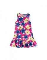 Imagem - Vestido Infantil Menina Hering Kids 5a3l1e00  - 052311