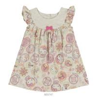 Imagem - Vestido Infantil Bebê Hello Kitty Estampado 0550.87261 - 051556