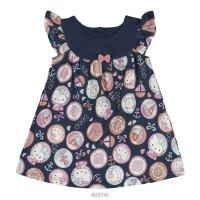 Imagem - Vestido Infantil Bebê Hello Kitty Estampado 0550.87261 - 051554