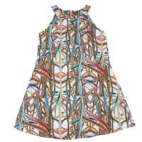 Imagem - Vestido Infantil Feminino Acostamento Fashion 68812011 - 045855