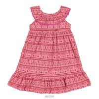 Imagem - Vestido Infantil Feminino Hello Kitty 0501.87325 - 051545