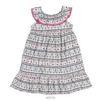 Imagem - Vestido Infantil Feminino Hello Kitty 0501.87325 - 051547